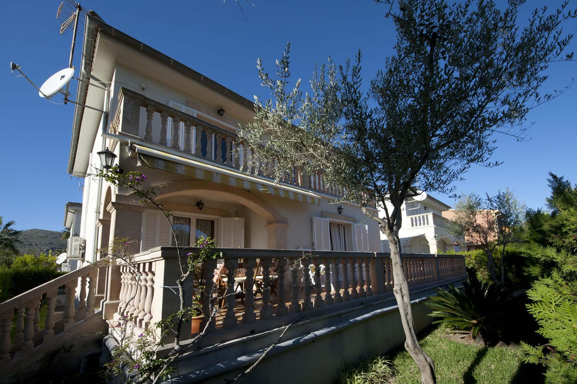 Chalet -                                       Alcudia -                                       3 dormitorios -                                       6 ocupantes