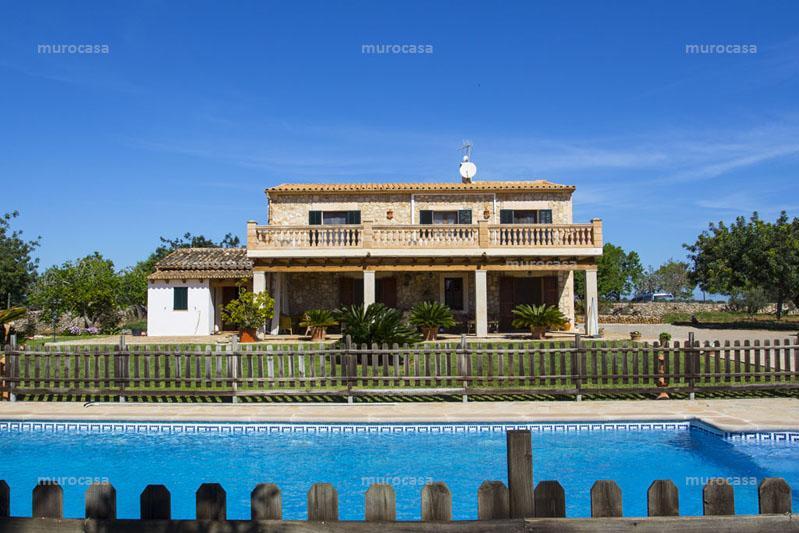 Casa rural -                                       Santa Margalida -                                       4 dormitorios -                                       8 ocupantes