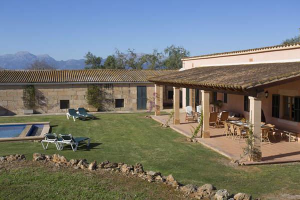 Casa rural -                                       Muro -                                       4 dormitorios -                                       8 ocupantes