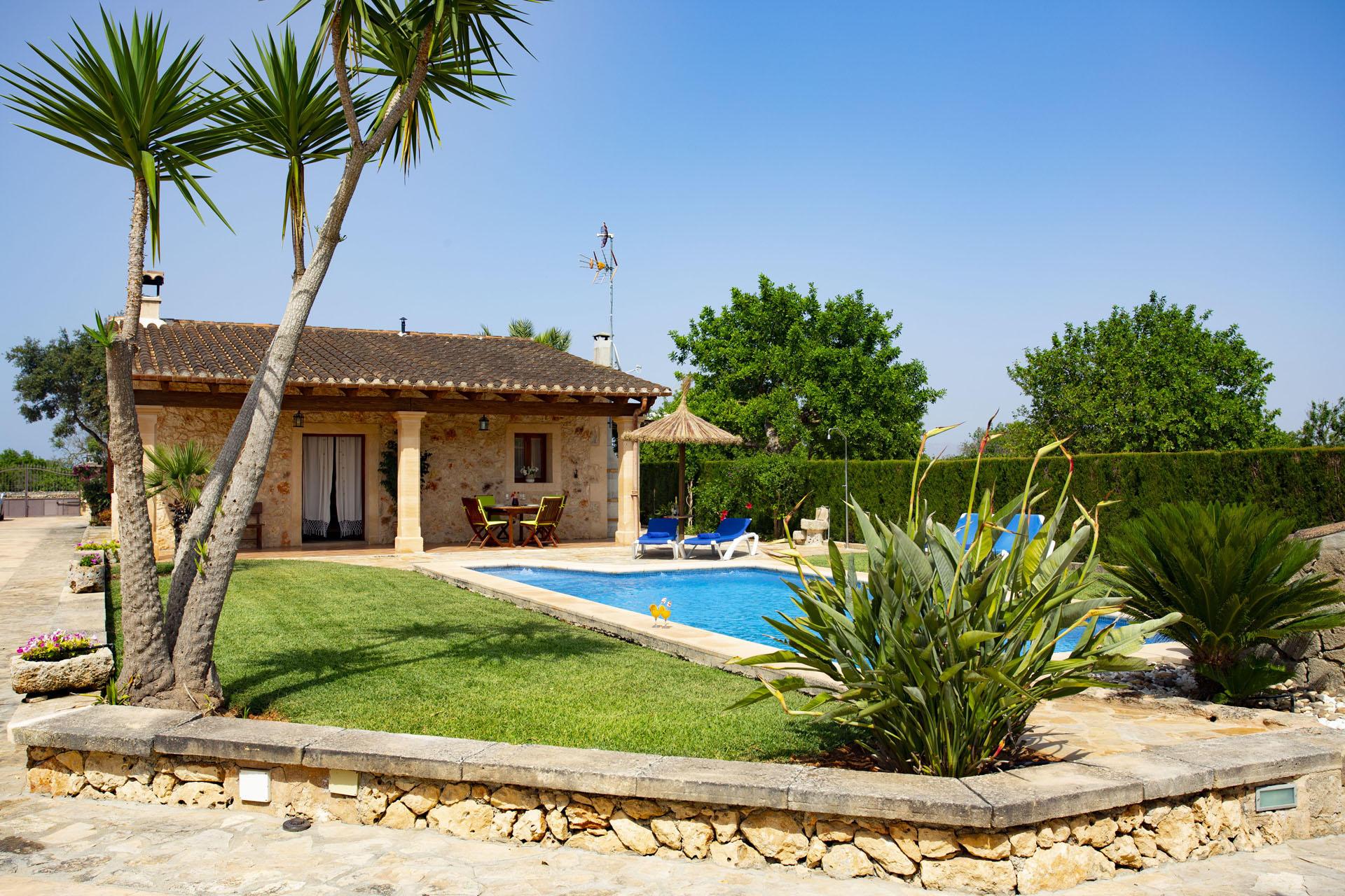 Casa rural -                                       Santa Margalida -                                       2 dormitorios -                                       4 ocupantes